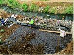 Erosion Control Terusan Sungai Ciparigi
