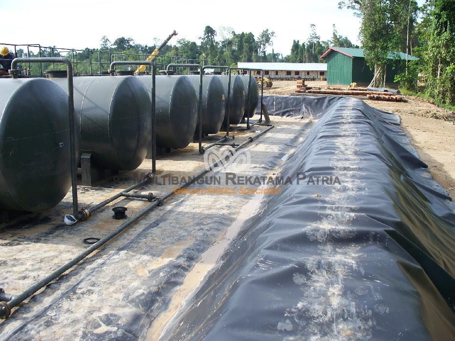 WM- Lining Tank Sorong