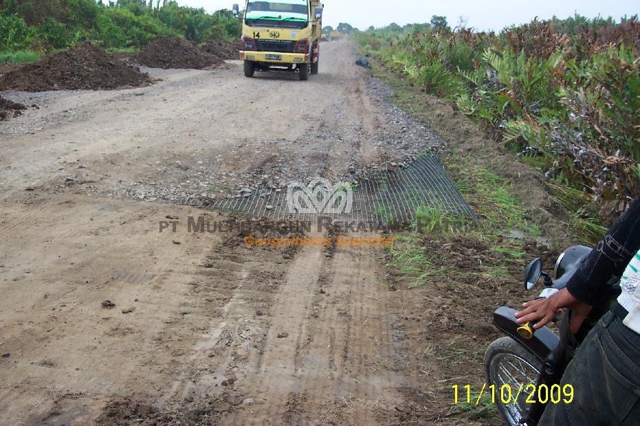 Jalan Kuala Pembuang Telaga Pulang - Phase II