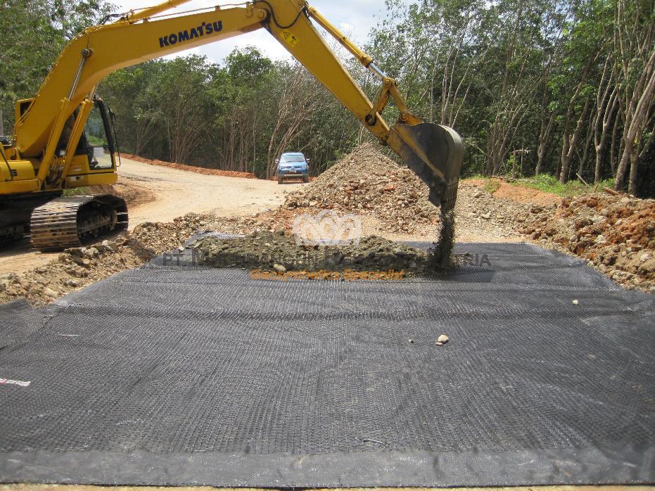 Access Road PT Titan Mining - Kotabani