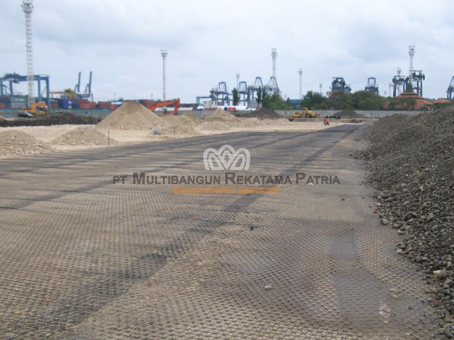 WM - Landasan Peti Kemas JICT Phase 6,7,8 & 10 - Tanjung Priuk
