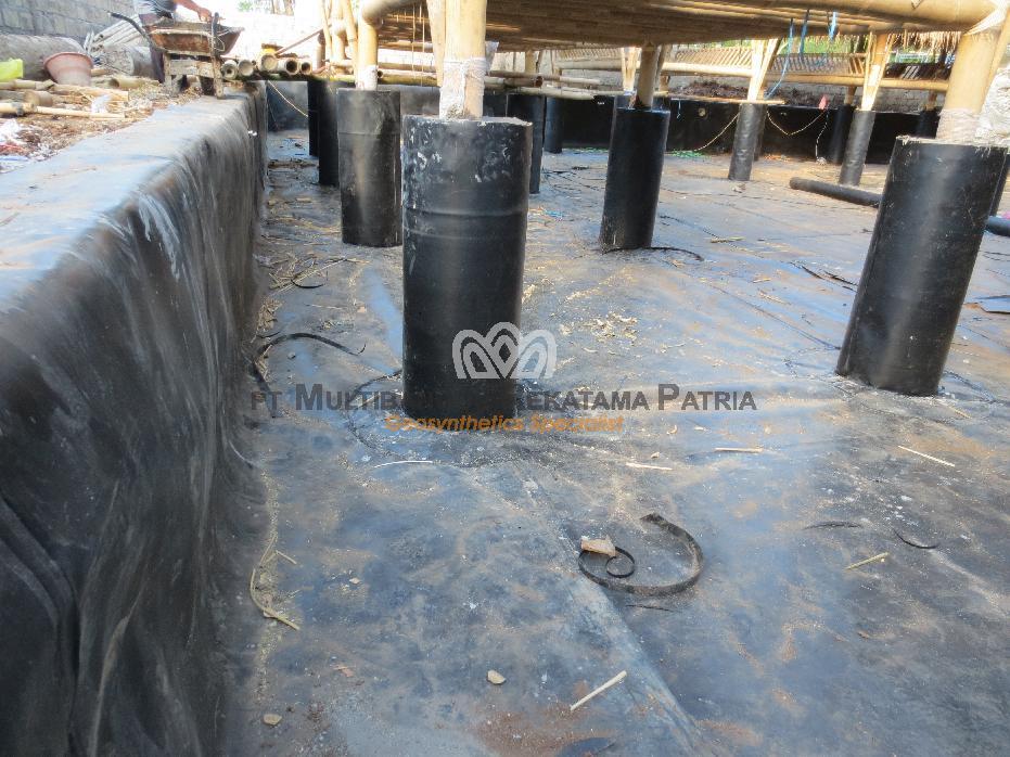 WM- Artificial Pond DMA Project Jimbaran