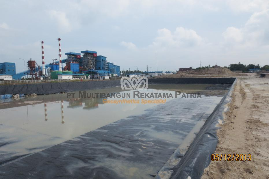 WM- Coal Yard & Ash Yard PLTU Bangka Belitung