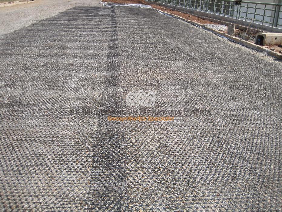 Jalur Track Stadion Gede Bage