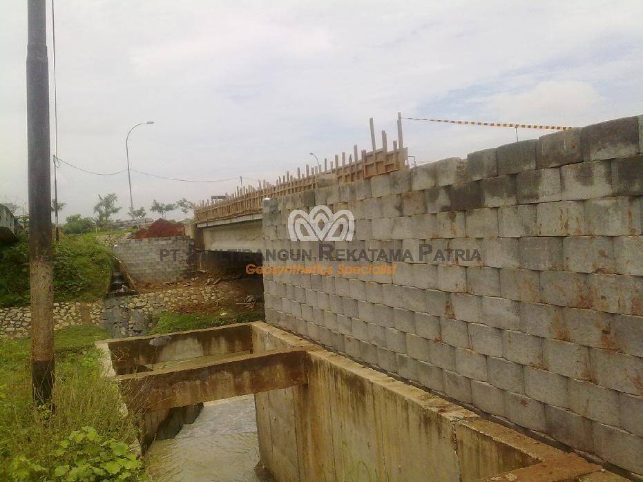 Jembatan Kaliulu Cikarang