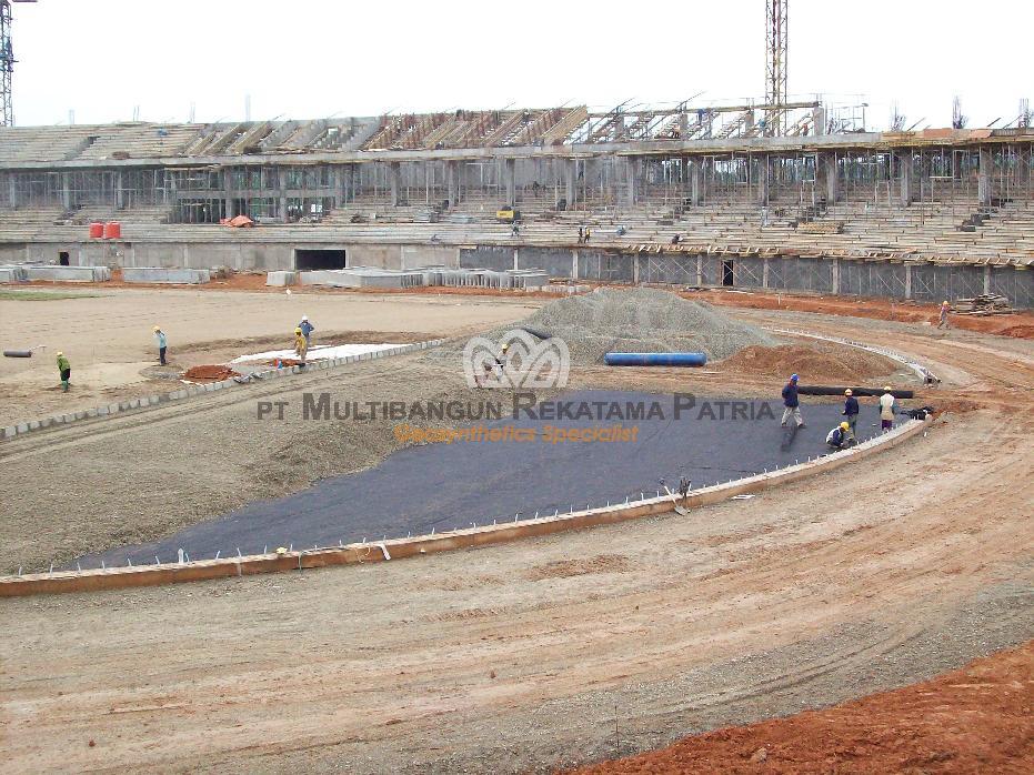 Stadion Madya Tenggarong