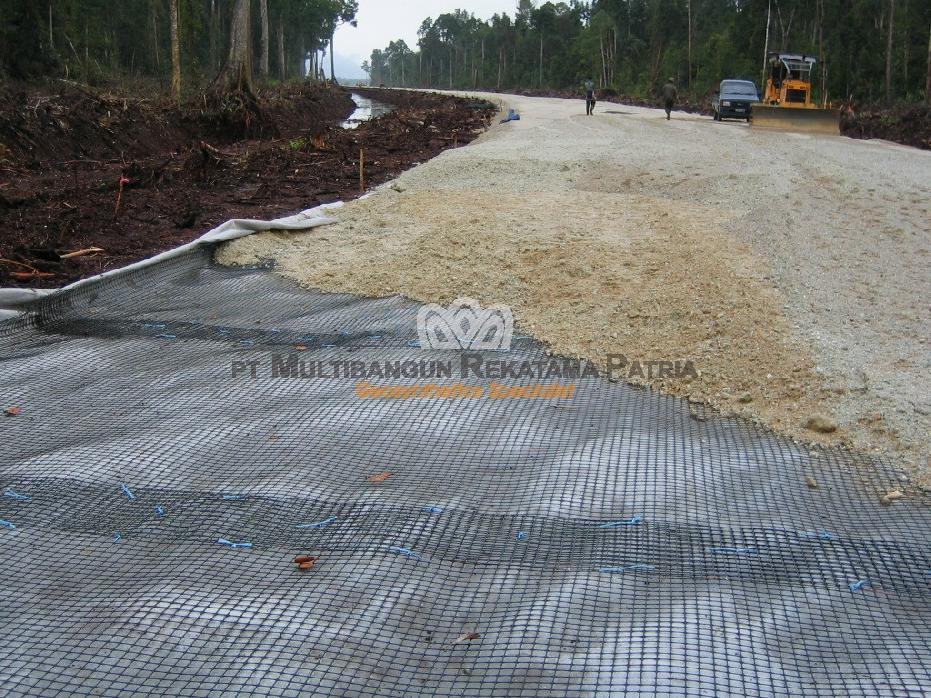 Riau Andalan Pulp & Paper New Road To Port Buton Project