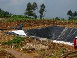 WM- Mud Sump Pond Liner Wayang Windu Pengalengan