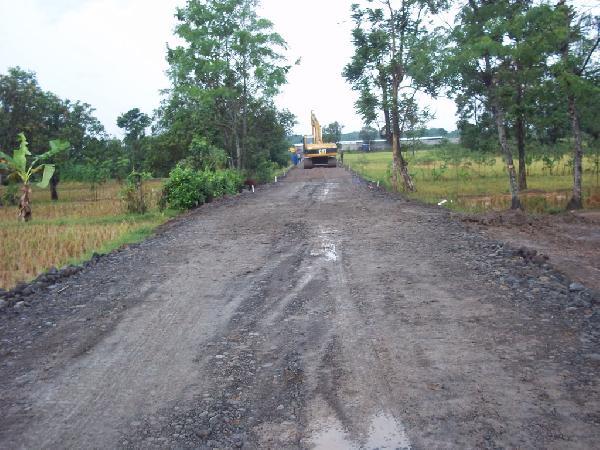 01-Access Road Subang PT. Japfa
