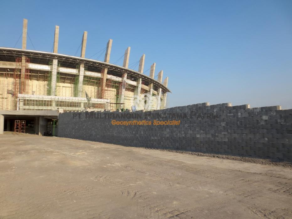 WM Oprit Stadion Segoro Madu Gresik