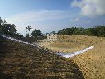 Geotextile Pembangunan Embung Kele, Kuanfatu, Kab Timor Tengah Selatan, prop NTT 05