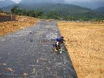 Lining Area Pengolahan Emas Lebong Bengkulu 05