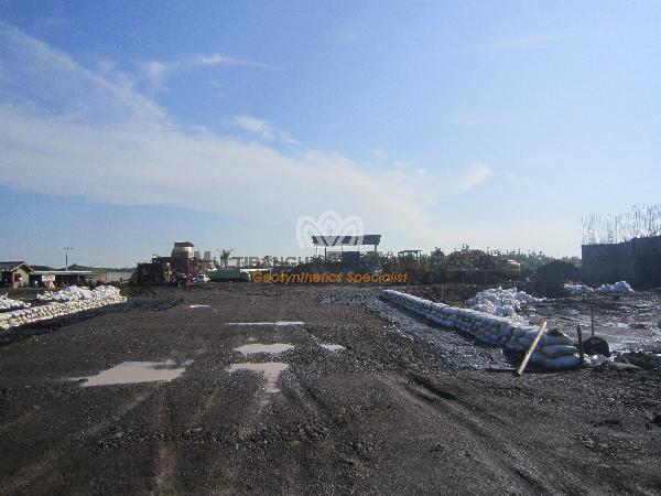 02 Wrap-Around Dinding Penahan Tanah Crusher Plant Sumedang JaBar