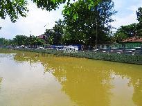 Facing Multiblock Talut Sungai Jalan Rawa Tembaga Bekasi 06