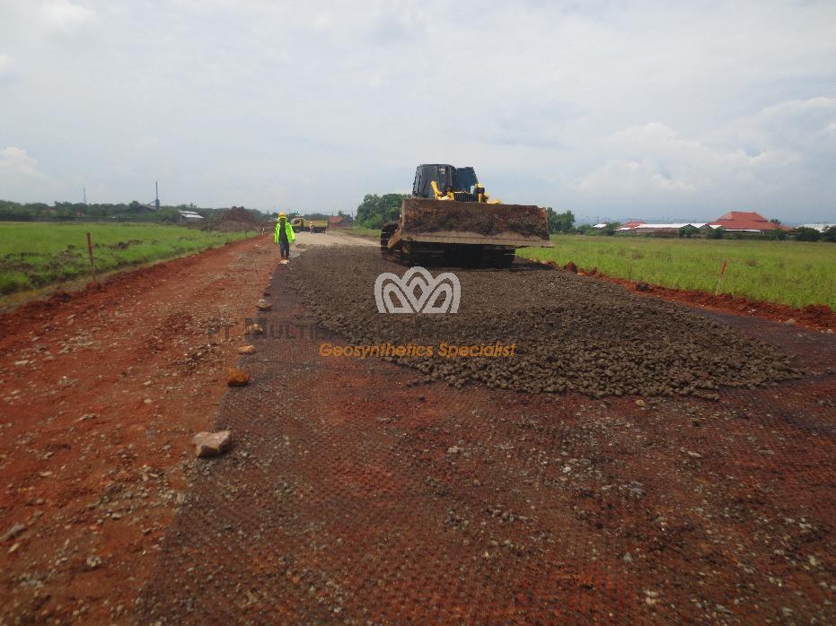 Akses Road PLTU Kanci Jawa Barat 03