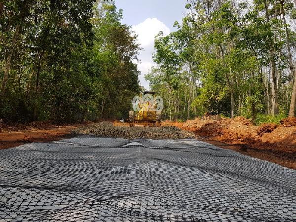 Jalan Akses Pertamina Aset 2 Palembang