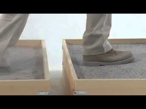 Tensar TriAx Sandbox Demonstration